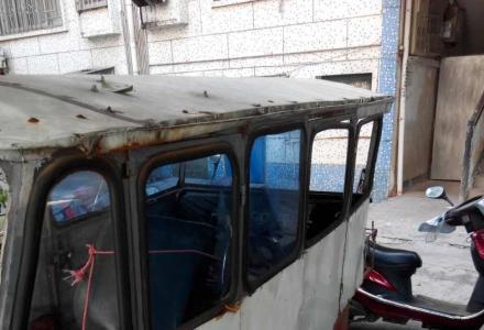 拉客机动三轮车使用方便