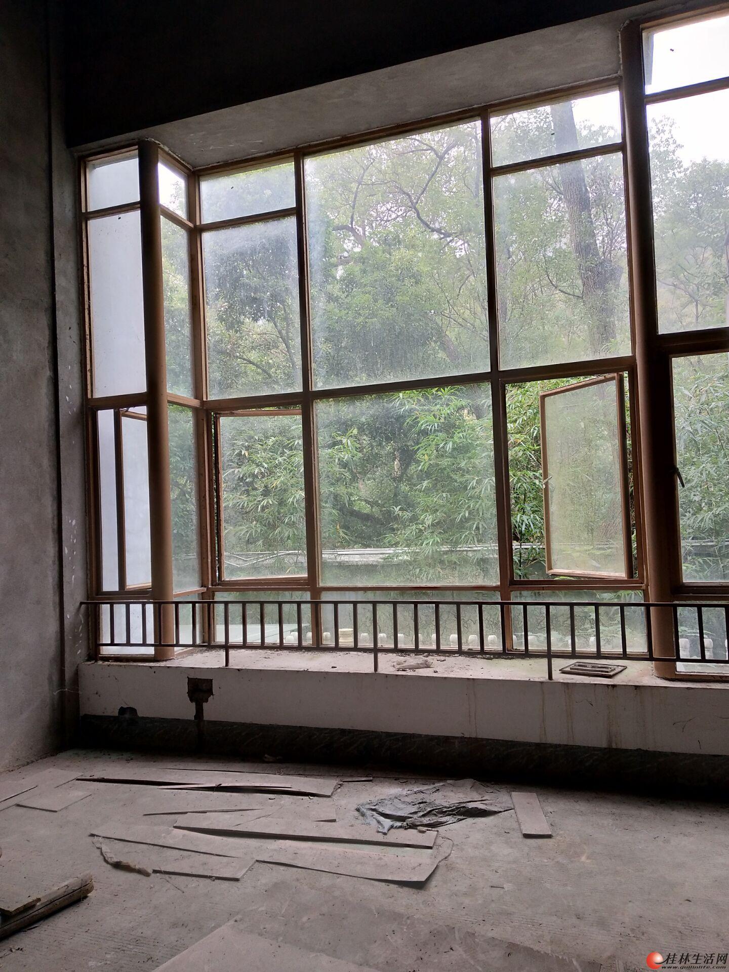 豪宅!公园绿涛湾东园 挑空三层复式 清水300㎡ 带花园 210万
