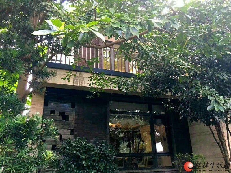 桂林公馆原乡墅前中后庭院奢华生活纯别墅区现房团购320万