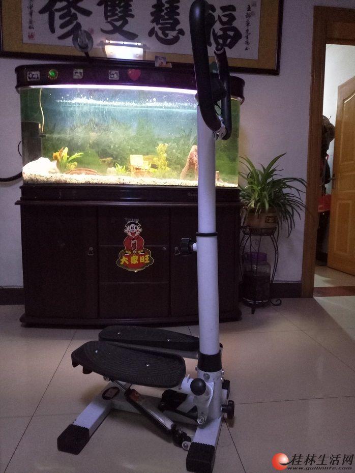液压踏步机多功能瘦腿健身器材减肥机脚踏机