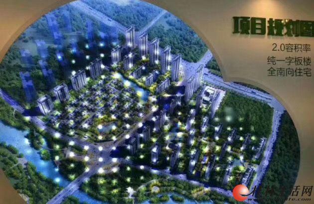 x碧桂园人车分离千亿碧桂园,遇见千古桂林  垂直绿化好,价格待定