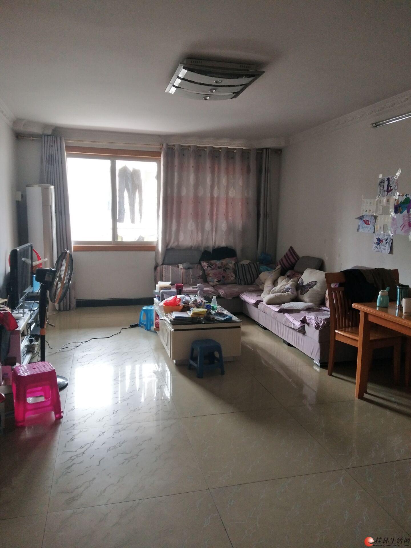 三里店 普天小区 实用110平3房2厅 2楼 仅售65万