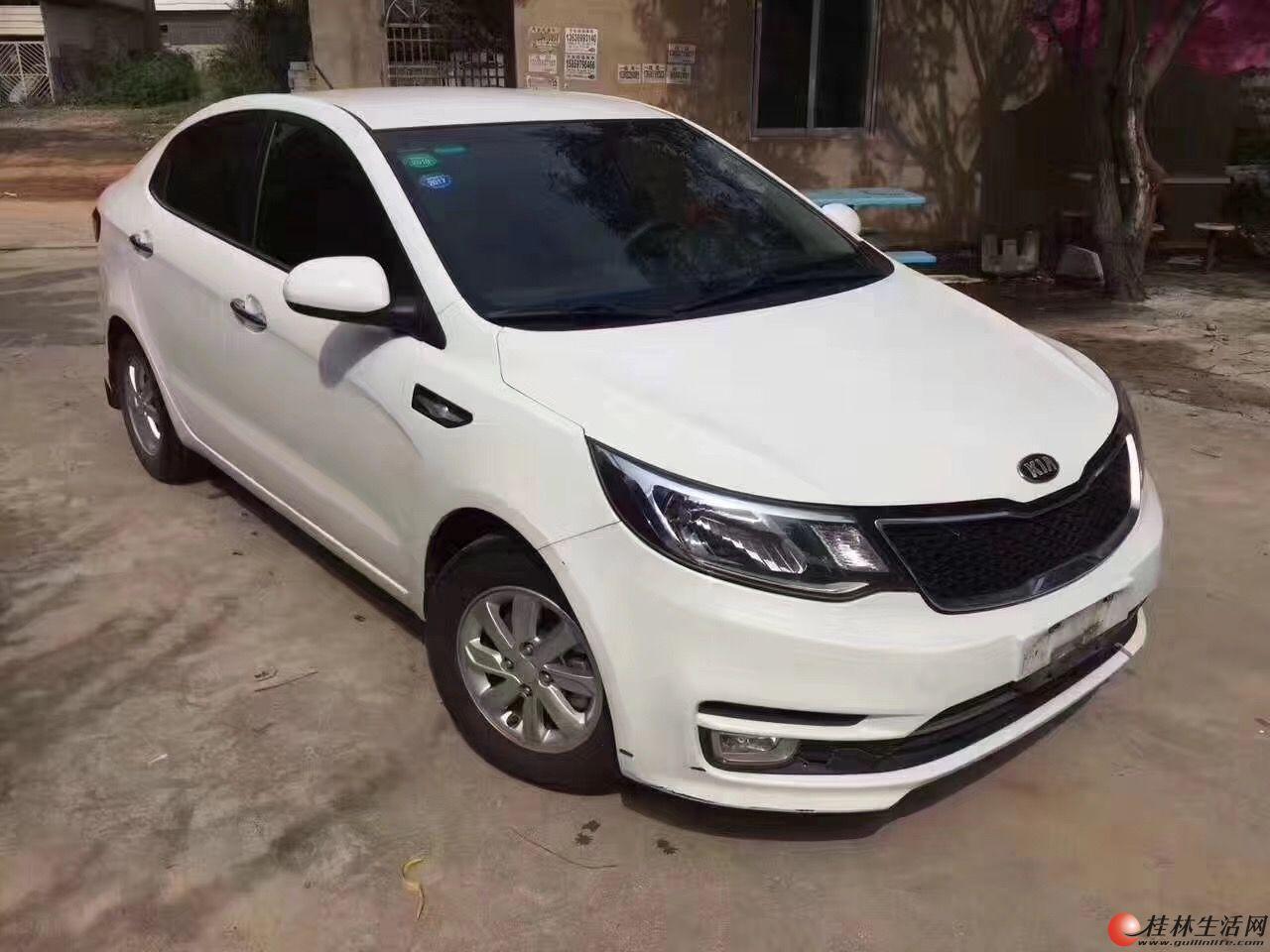 桂林赢时通租车,全新轿车只需100元/天