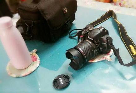 出售自用尼康D3200相机