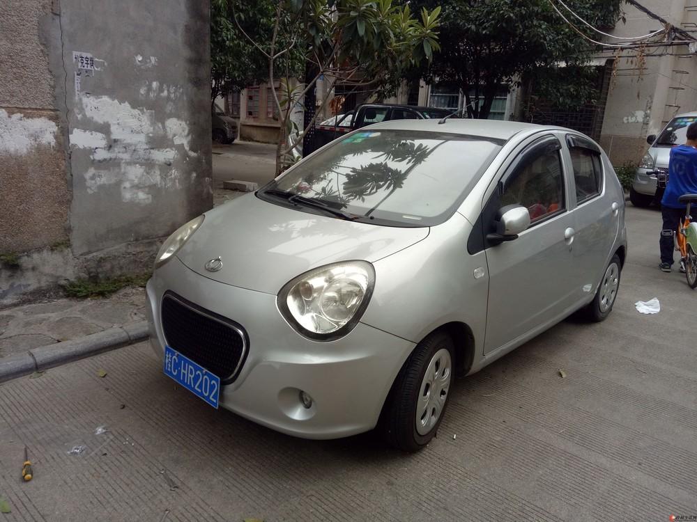 换新车了 出售吉利熊猫汽车只要9800元