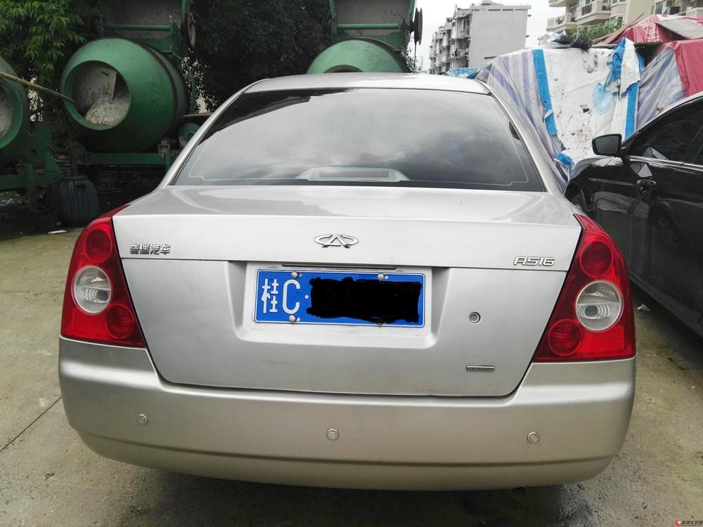 2007年奇瑞A5手动1.6豪华型