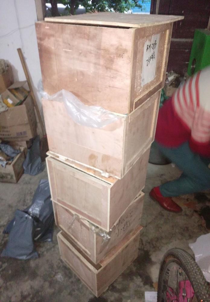 复合板承重工业木箱原装工业齿轮