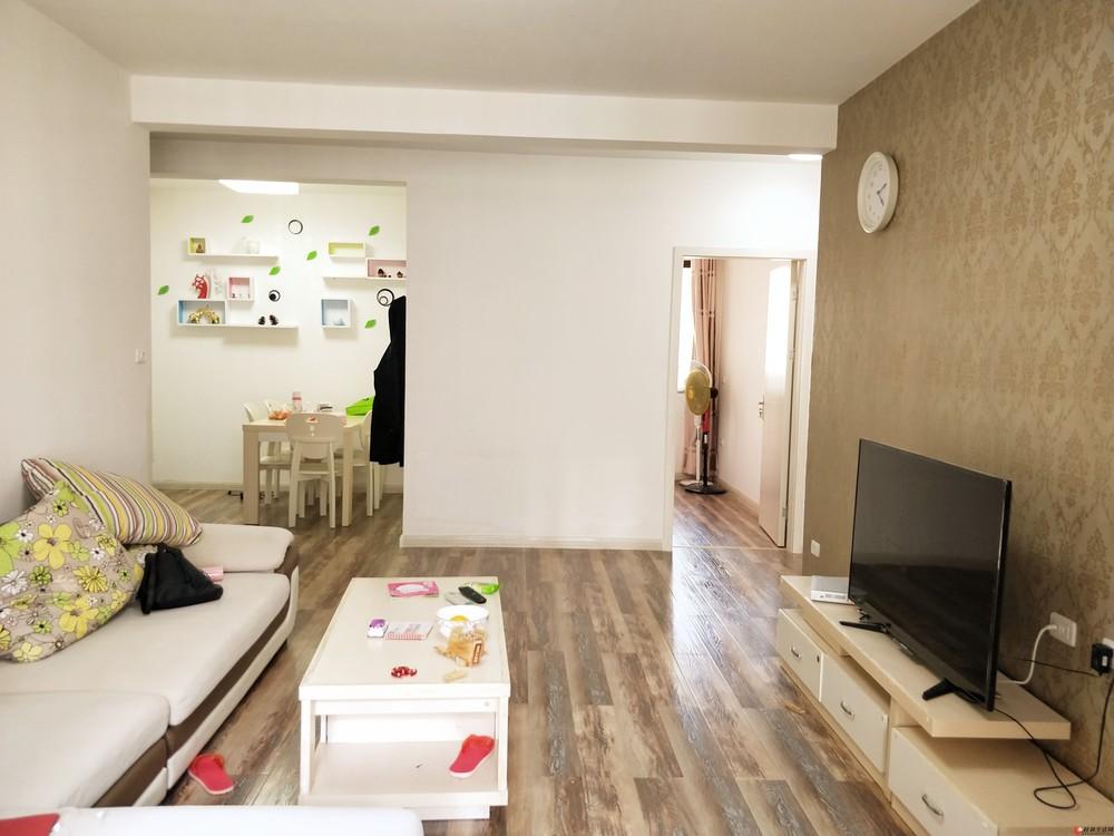 Y拎包入住 水晶郦城精装3房2厅2卫 116平米 90万急售