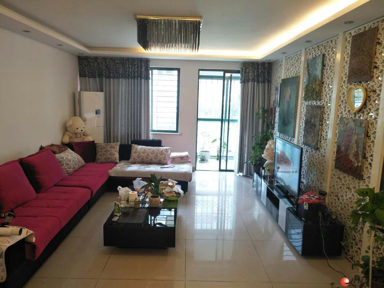 L漓江边瑞城加州花园 黄金2楼 140平4房豪华装修 95万