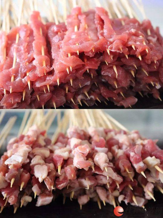 正宗三门牛肉串大量供应,欢迎采购