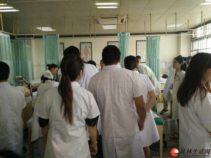 广西桂林针灸推拿个性化精品小班激发针灸兴趣开发中医潜能