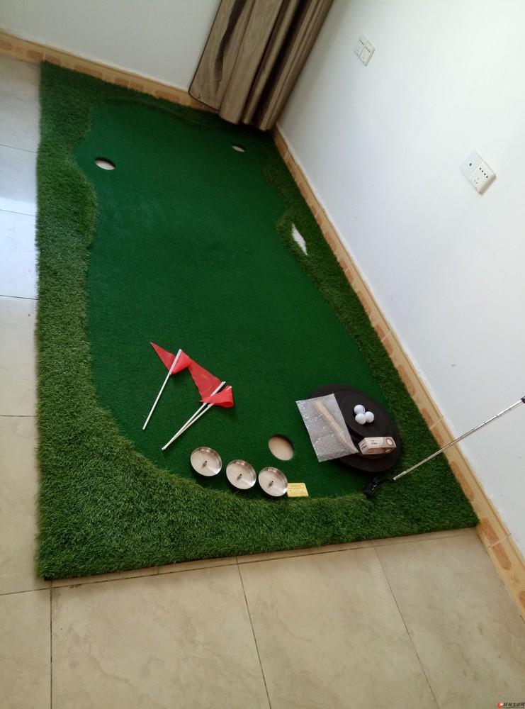 室内高尔夫,原价1000元,现500元甩卖。
