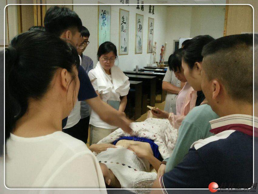 桂林权威专业针灸推拿技能培训班现在学针灸做养生行业容易赚钱吗