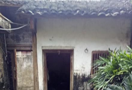 清末老房子2栋带前后院子