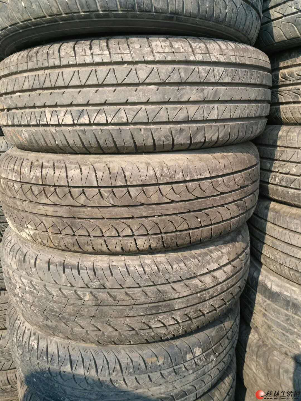 常用规格(13---16寸)二手轮胎出售(价格面议)