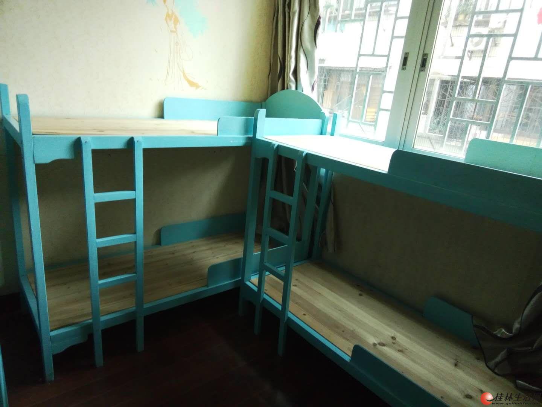 实木架子床7套 规格170*70  190元一套
