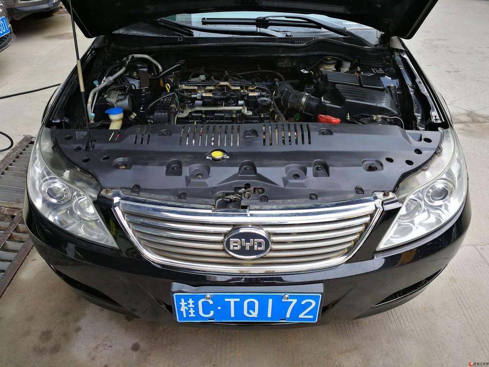 2009款比亚迪F6 2.0精品一手私家车车