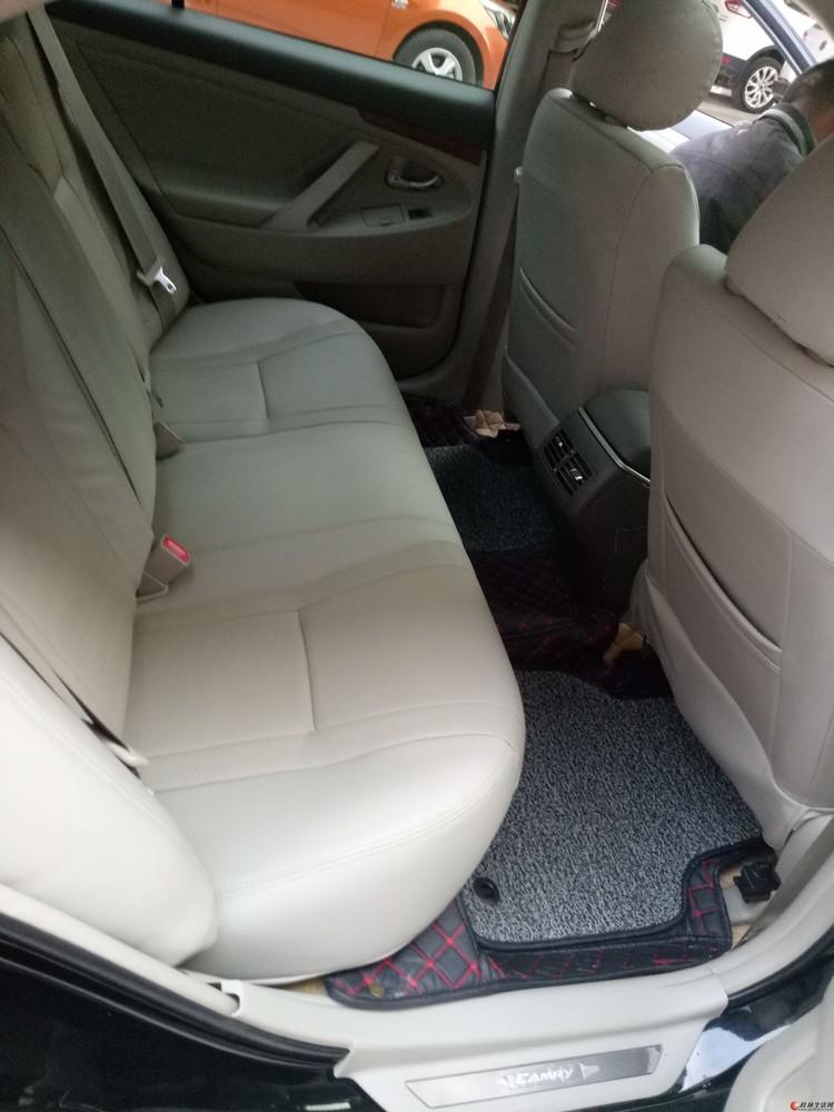 低价转让,丰田凯美瑞,2.4V版顶配,自动挡带天窗