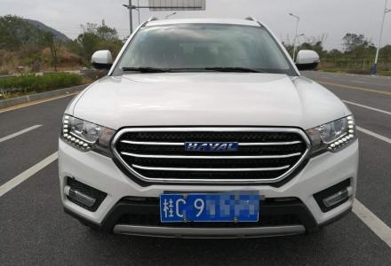 桂林户哈佛H6COUPE蓝标1.5T自动两驱越野车