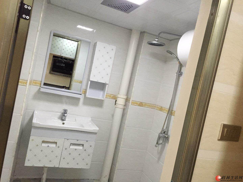 雁山新城 酒店式公寓 包物业费,宽带 全新精装修 家电齐全,拎包入住