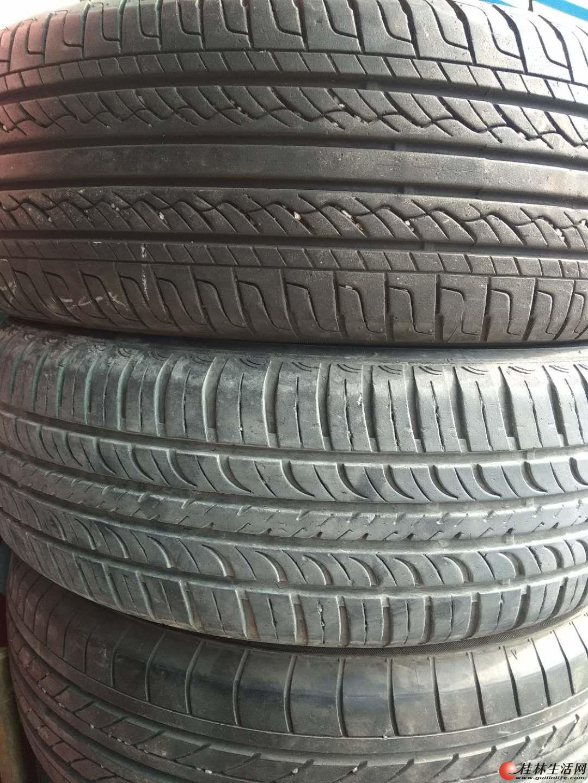 大量185/60R15二手轮胎出售(包安装)