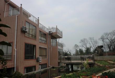竹江码头自建花园别墅