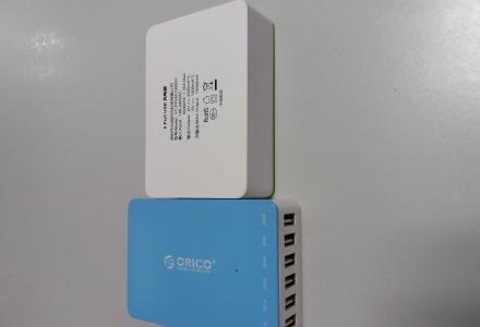 全新orico 4-6口充电器转让