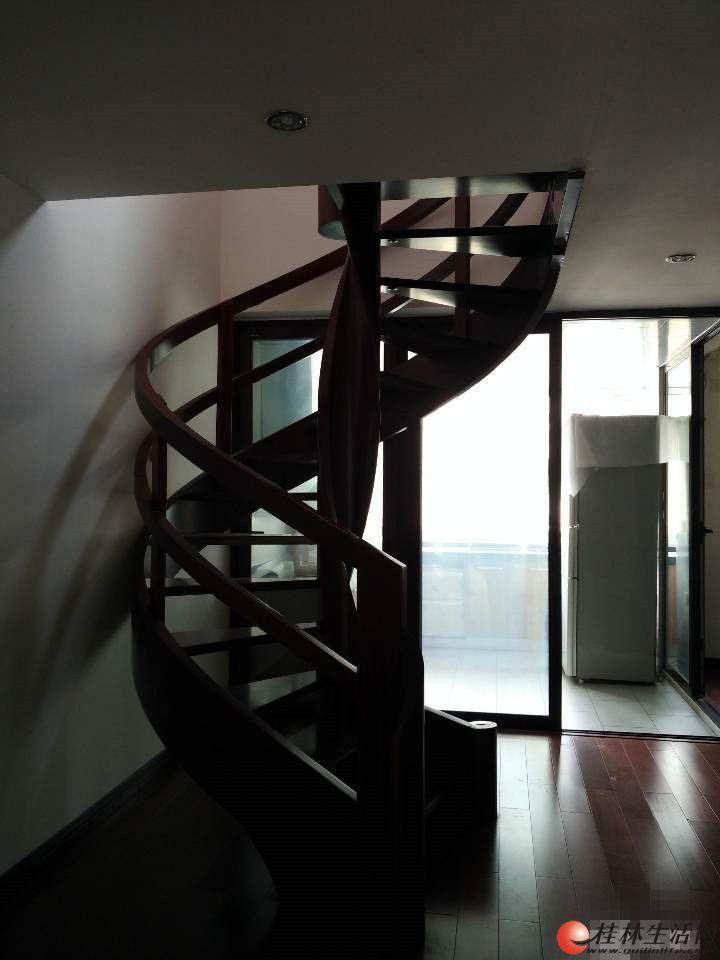 安厦世纪安泰园顶层复式豪宅出售