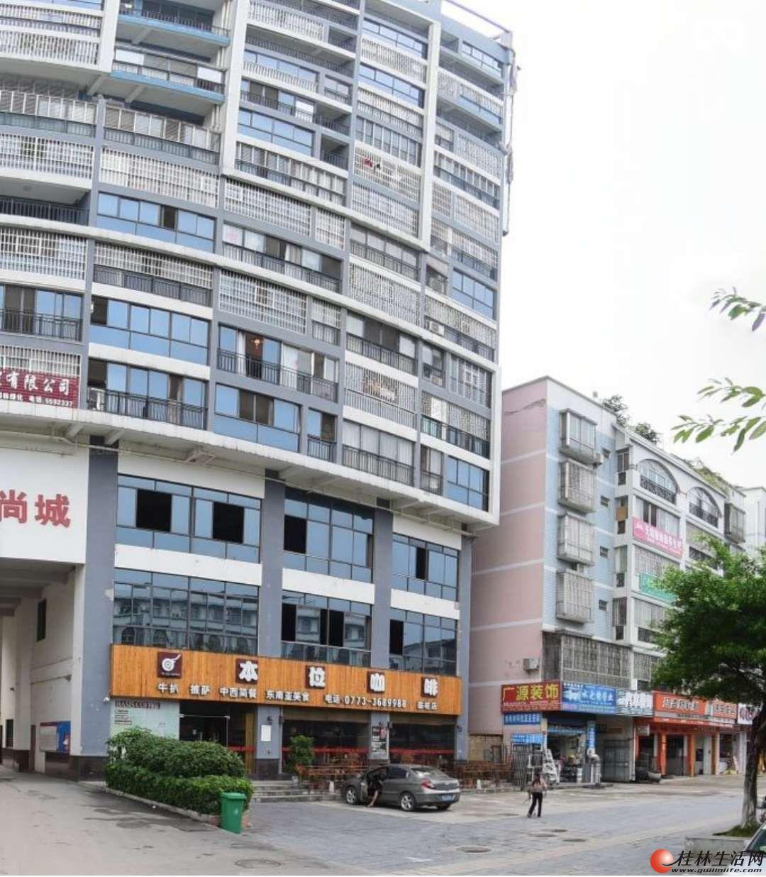 金水路一品尚城二层236平出租