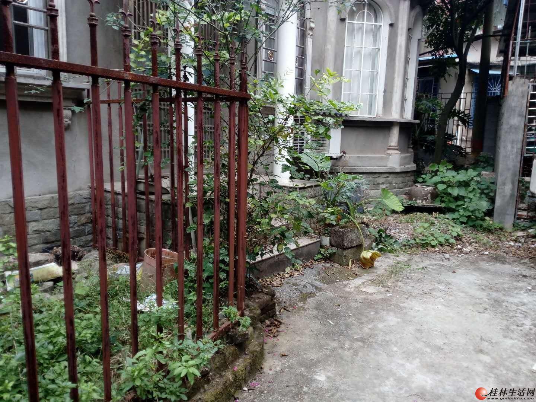 稀缺房源桃花新村江景别墅有花园有天面三层使用190平米