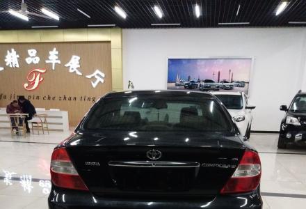 丰田佳美豪华版2.4自动黑色