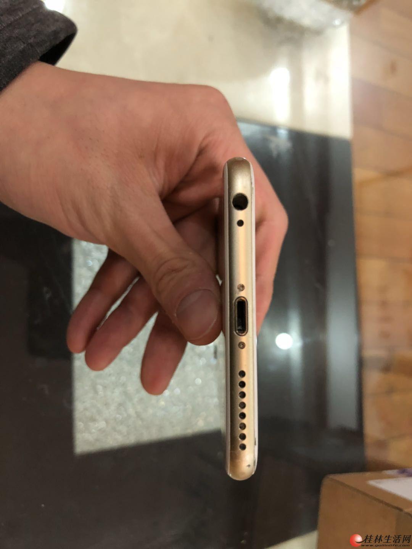 苹果iPhone6  plus 金色 16g 港版