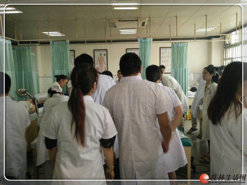 桂林专业正规的中医针灸培训班广西一站式培训口碑最好的针灸学校