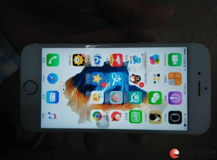 苹果6S 美版16G卡贴移动联通4G