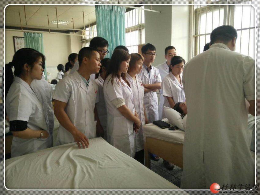 桂林最专业重点的针灸推拿培训学校中医界名医授课学特色针灸技能