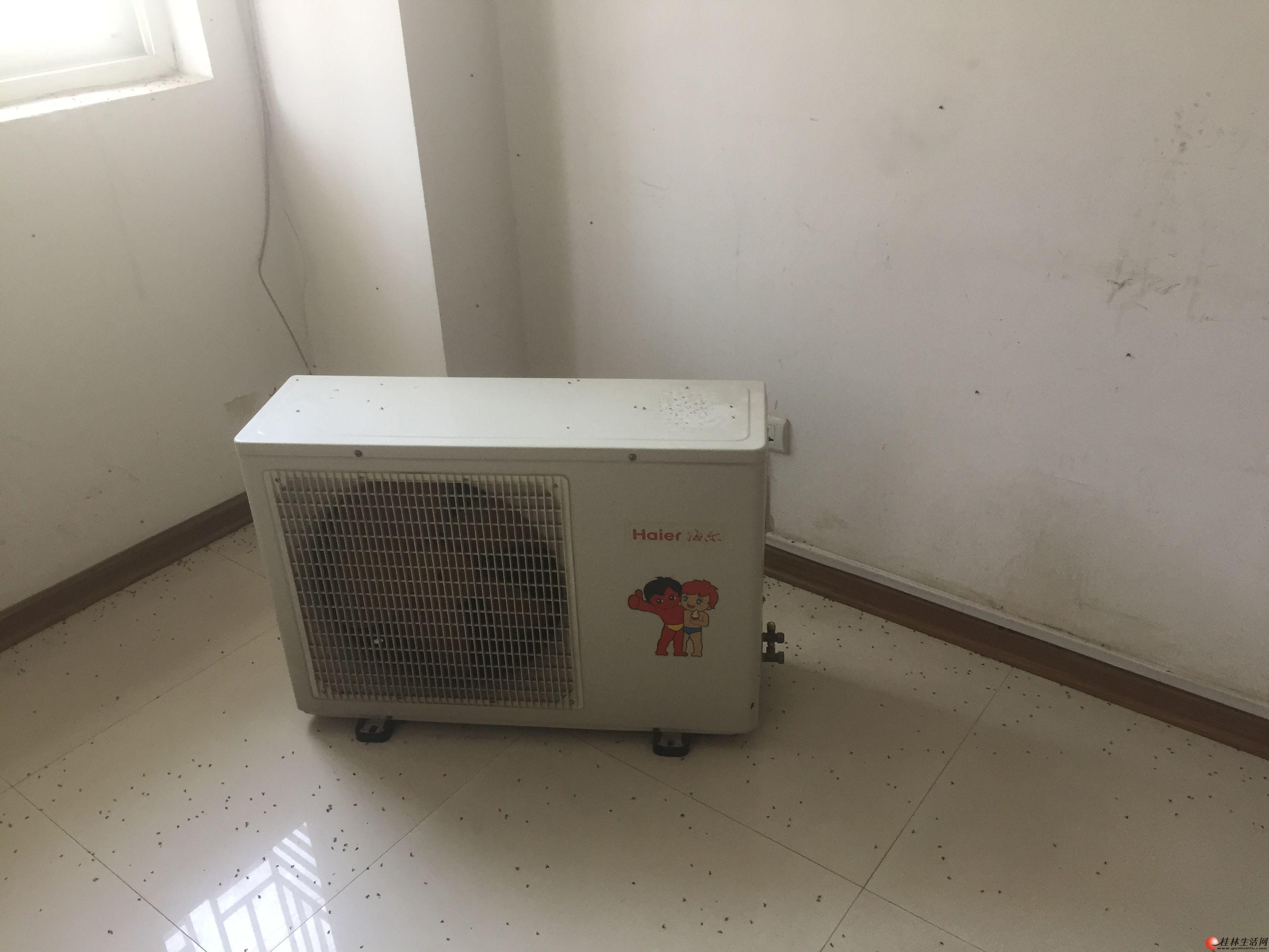 海尔1.5匹冷暖空调出售