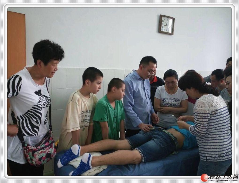 广西桂林人想学针灸技能哪里有?西老字号20年针灸推拿培训学校