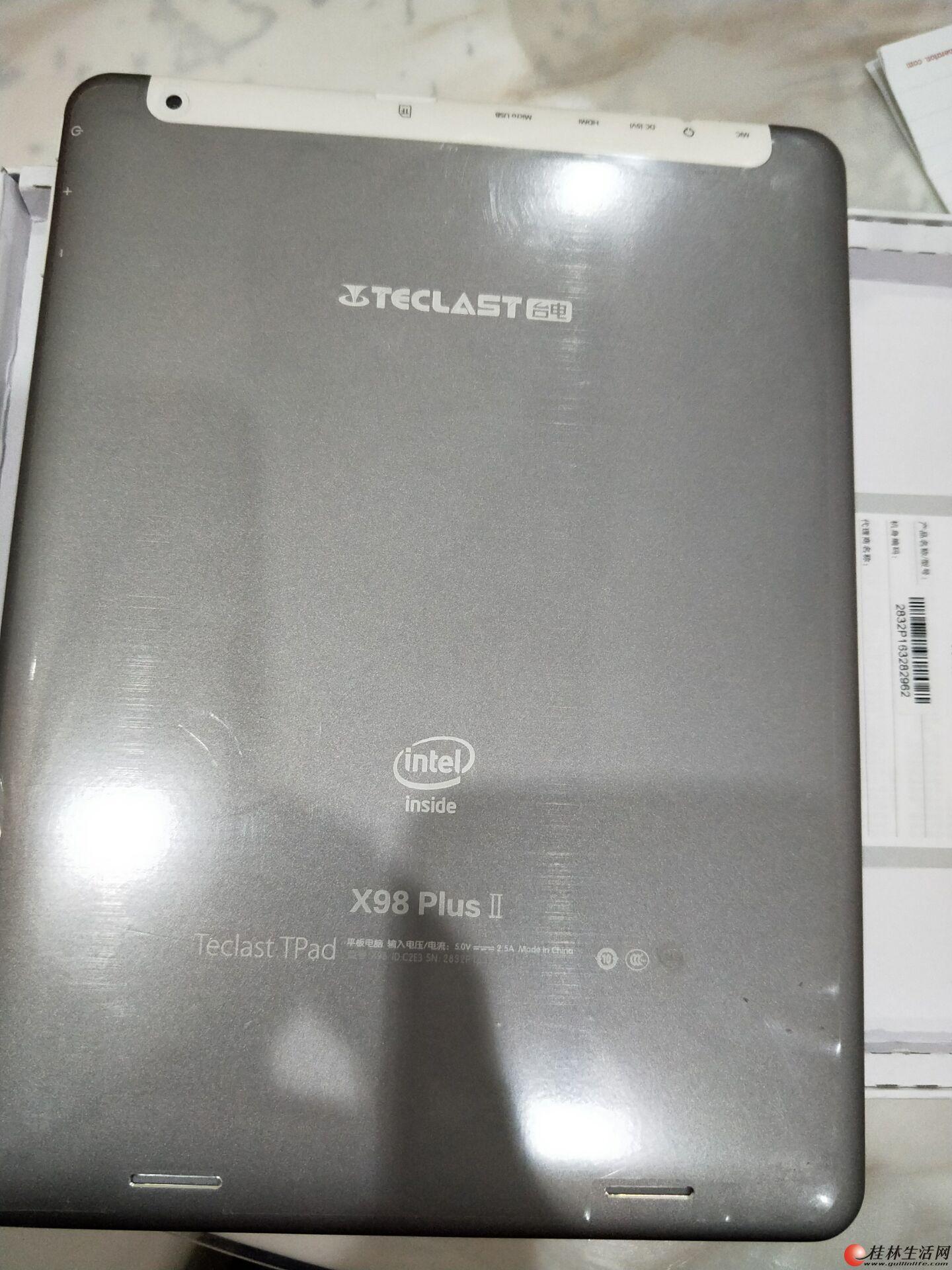全新台电X98 plus2 平板