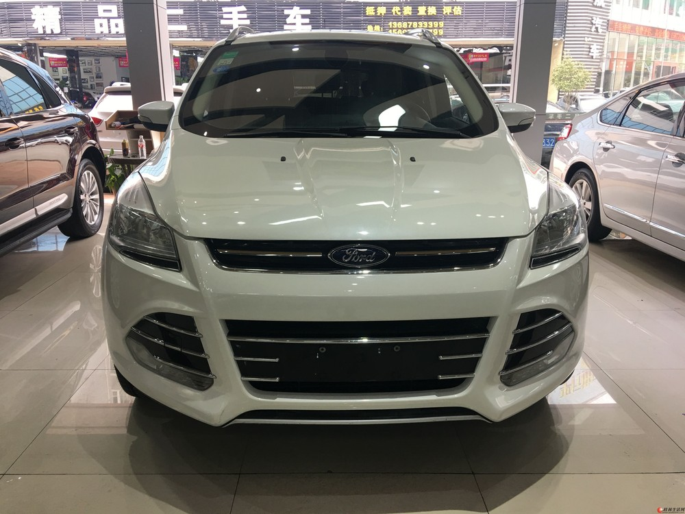 福特2013款 翼虎 1.6L GTDi 四驱精英型