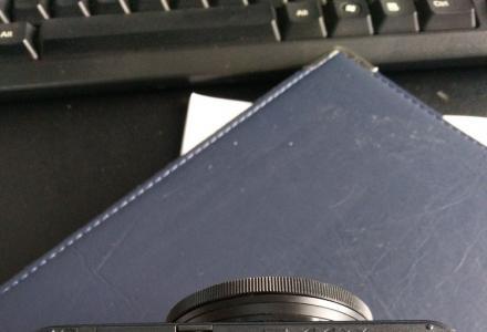 索尼黑卡便携口袋相机rx-100一代