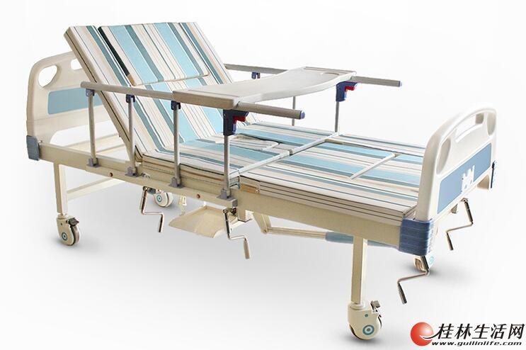多功能护理床、医疗床、瘫痪病床、翻身床、褥疮气垫床  便宜转手