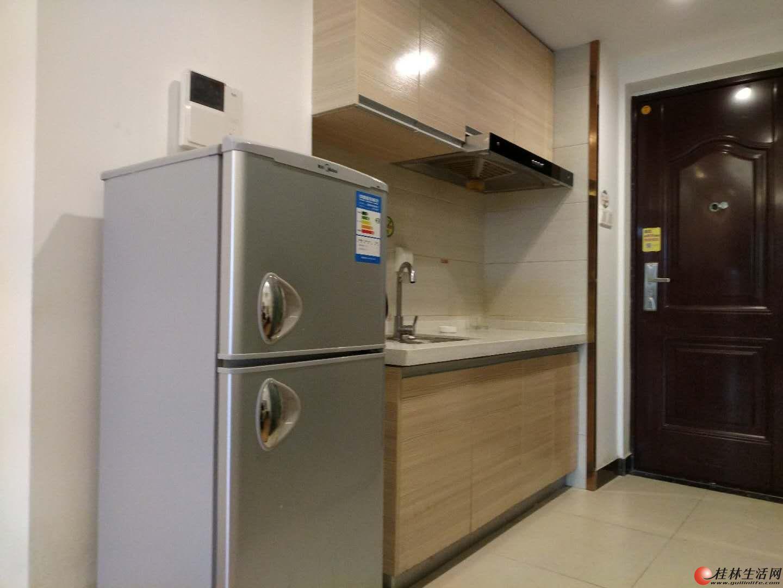 新出租,甲天下中软现代城公寓出租  精新万博客户端家具家电齐全,有锁匙,随时可看房。价格只