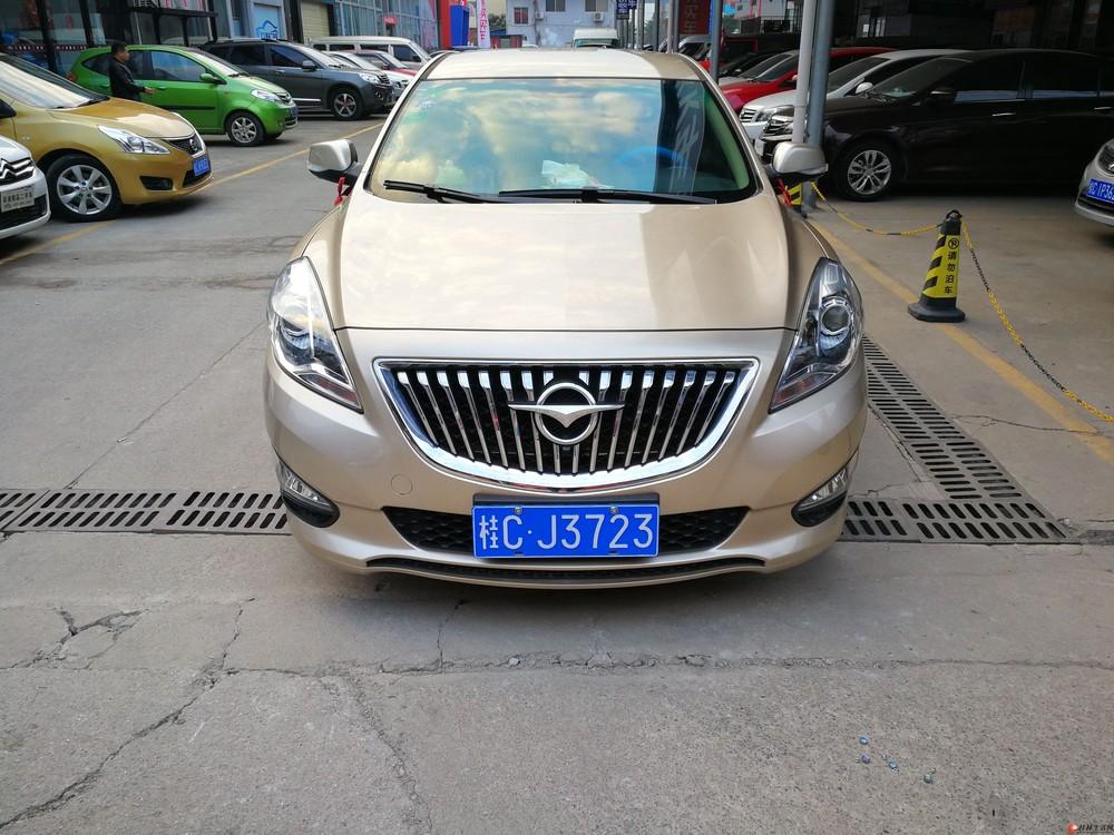 2015款海马福美来M5手动挡1.6L
