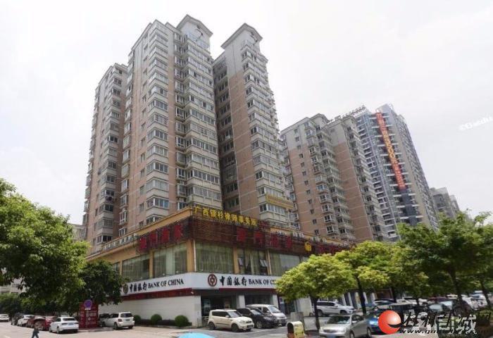 *临桂奥林匹克花园旁 交通大厦 4房2厅 电梯高层 170平米63万秒杀