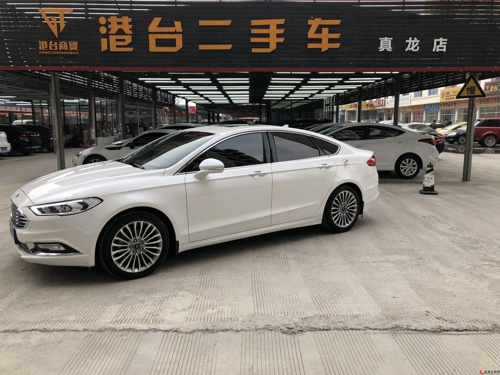 福特 蒙迪欧 2017款 EcoBoost 180 至尊型