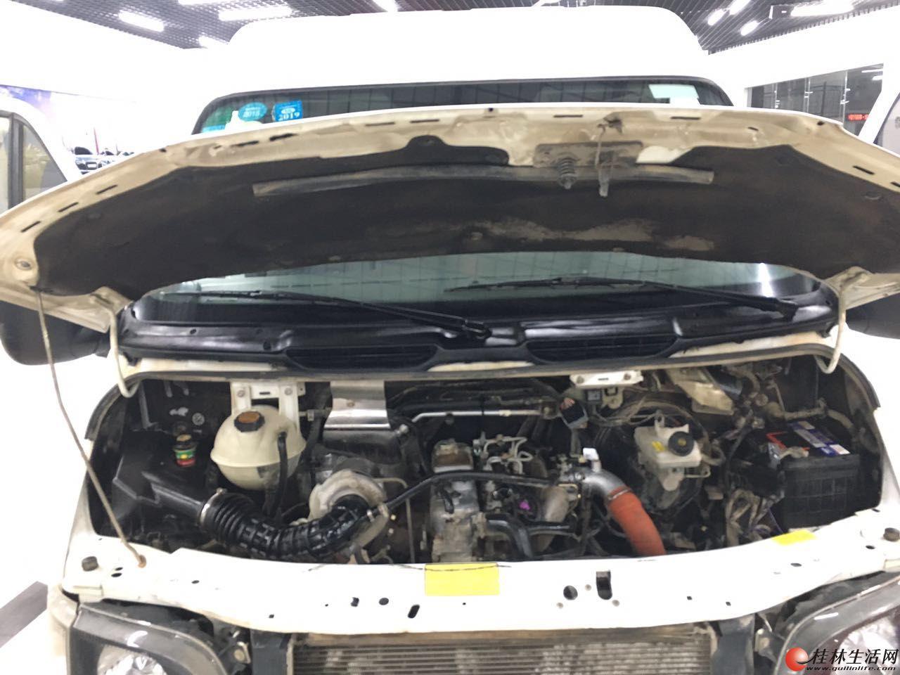 2013年5月福特全顺小型6座车转让