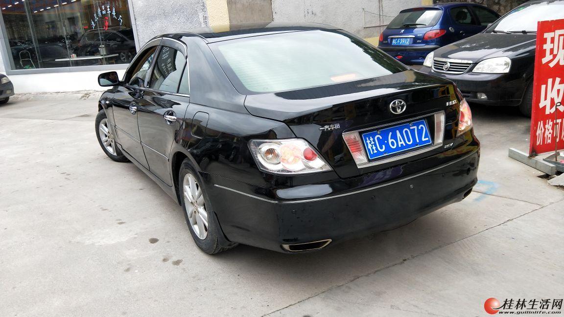 一汽丰田锐志2007款