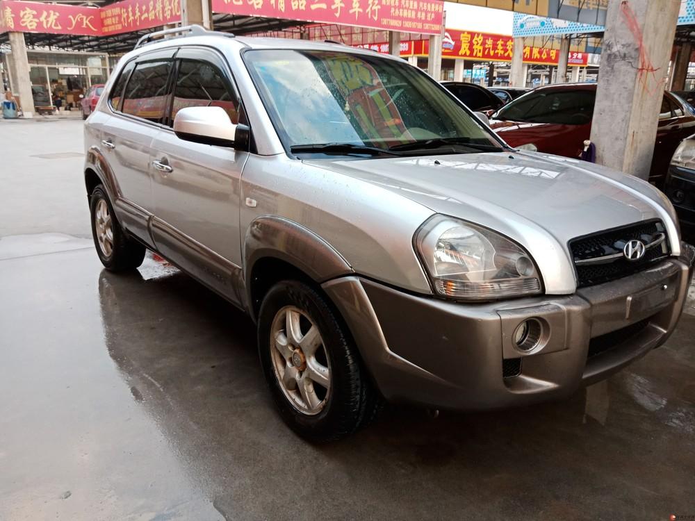 低价转让,四驱越野车,北京现代