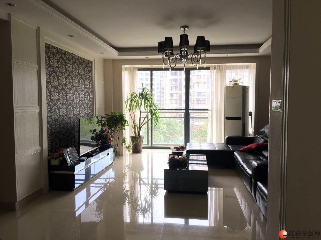 三里店金地怡和东岸 精装4房2厅2卫141平方 电梯5楼 120万