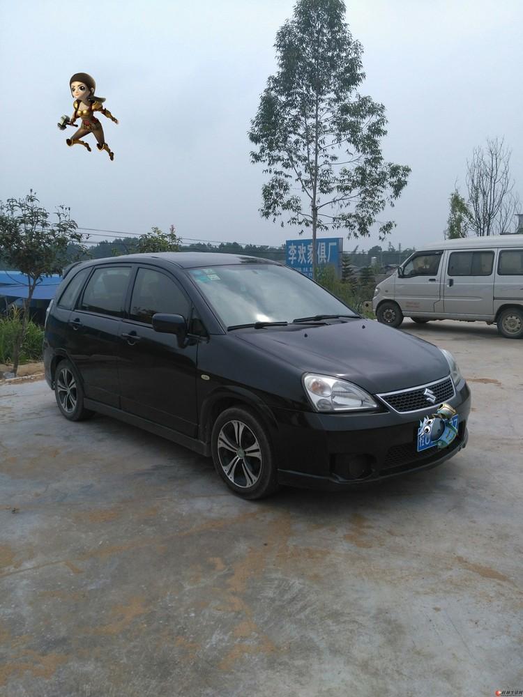 铃木利亚纳 2011款 a+ 两厢 1.4L 手动标准型